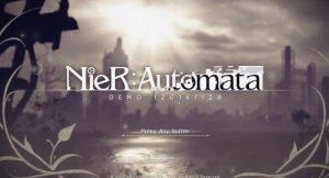 NieR Automata 120161128