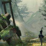 【ニーアオートマタ】心に残るウェポンストーリー 白と黒編