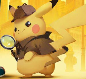 pikachu 名探偵ピカチュウ