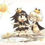 【嘘つき姫と盲目王子】歌声を代償に偽りの姿へ。大切な人を助けるために。